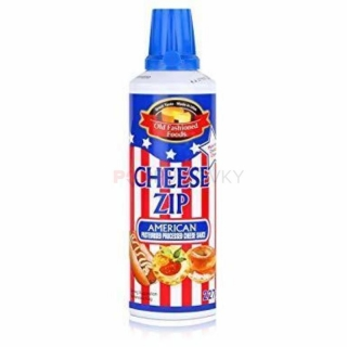 Cheese Zip sýr ve spreji 227g (USA)