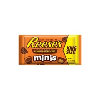Reese's Peanut Butter Cups Minis King Size 70g (USA)