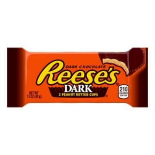 Reese's 2 Dark Chocolate Cups 39g (USA)