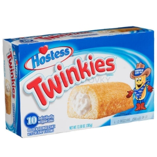 Twinkies 39g 10ks Balení (USA)