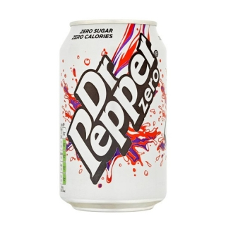 Dr Pepper Zero 330ml (UK)