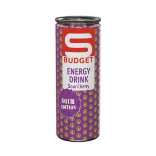 S-Budget Sour Cherry 250ml (AT)