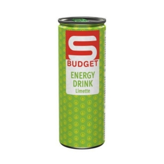 S-Budget Limette 250ml (AT)