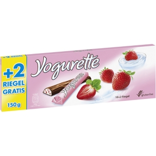 Yogurette 150g (DE)