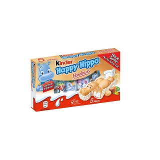 Kinder Happy Hippo Haselnuss 103,5g (DE)