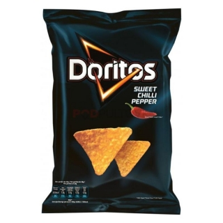 Doritos Sweet Chili Pepper 125g (DE)