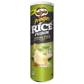Pringles Rice Fusion Peking Duck With Hoisin Sauce 180g (DE)