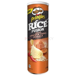 Pringles Rice Fusion Indian Chicken Tikka Masala 180g (DE)