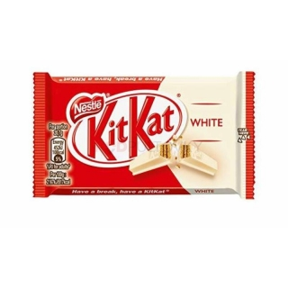 KitKat White 41,5g (UK)