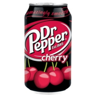 Dr Pepper Cherry 355ml (USA)