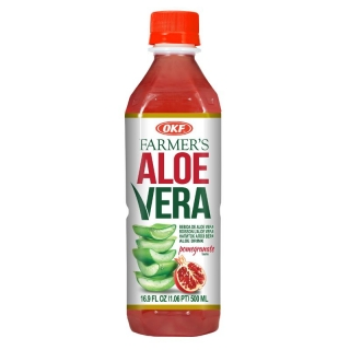 OKF Aloe Vera Pomegranate 500ml (KR)