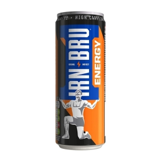 Irn Bru Energy 330ml (UK)
