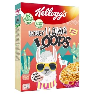 Kellogg's Honey Llama Loops 330g (DE)