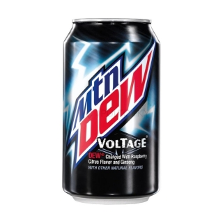Mountain Dew Voltage 355ml (USA)