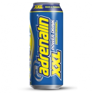 Adrenalin Power Drink 500ml (CZ)
