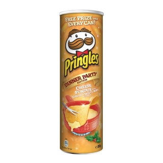 Pringles Dinner Party Cheese Fondue 200g (DE)