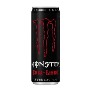 Monster Cuba-Libre 355ml (JP)
