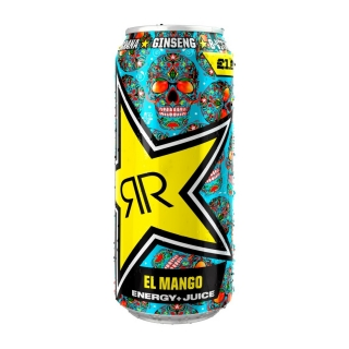 Rockstar Baja Juiced El Mango 500ml 1,29£ (UK)