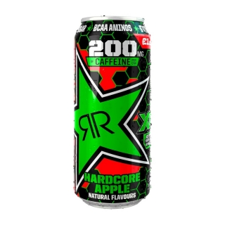 Rockstar XDPower Hardcore Apple 500ml 1,29£ (UK)