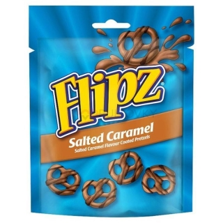 Flipz Salted Caramel 90g (UK)