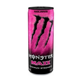 Monster Maxx Solaris 355ml (USA)