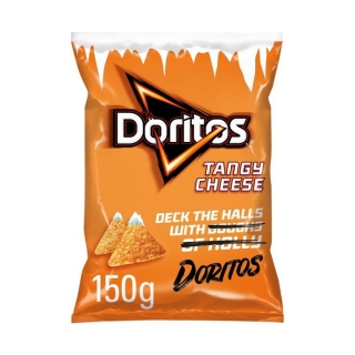 Doritos Tangy Cheese 150g (UK)