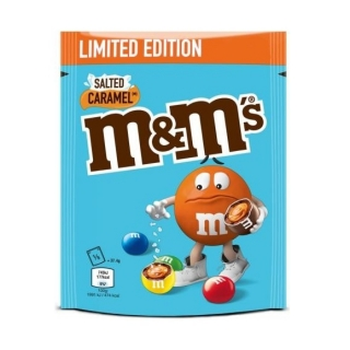 M&M´s Salted Caramel 374g (AT)