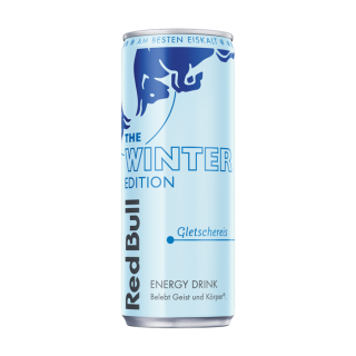Red Bull The Winter Edition Gletschereis 250ml (AT)