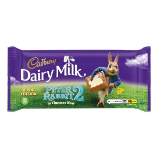 Cadbury Dairy Milk Spring Edition 100g (UK)