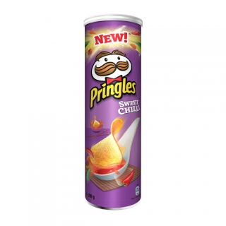 Pringles Sweet Chilli 200g (UK)