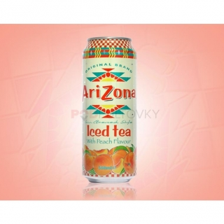 Arizona Iced Tea Peach 500ml (UK)