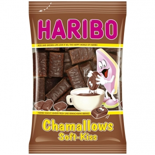 Haribo Chamallows Soft Kiss 200g (DE)
