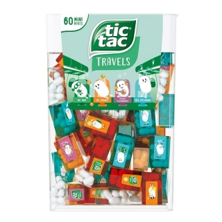 Tic Tac Travels 228g (DE)
