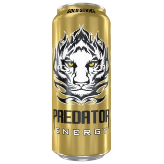 Predator Gold Strike 500ml (CZ)