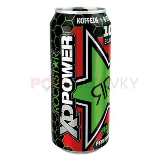 Rockstar XDPower Hardcore Apple 500ml (DE)