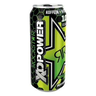 Rockstar XDPower Waldmeister Boost 500ml (DE)