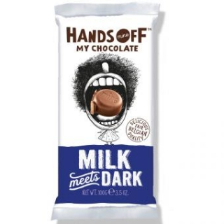 Hands Off My Chocolate Milk Meets Dark 100g (DE) DMT 9/2020!