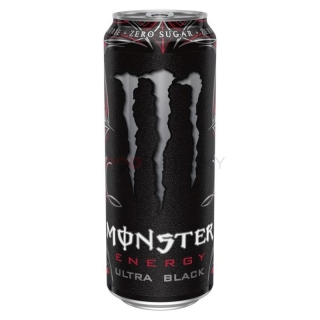 Monster Ultra Black 500ml (UK)