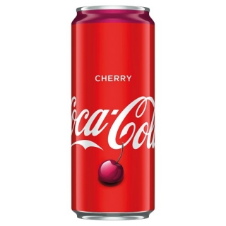 Coca Cola Cherry 330ml (PL)