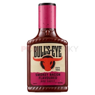 Bull's-Eye Smokey Bacon 300ml (DE)