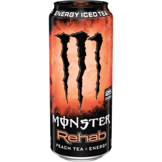 Monster Rehab Peach Tea 458ml (USA)