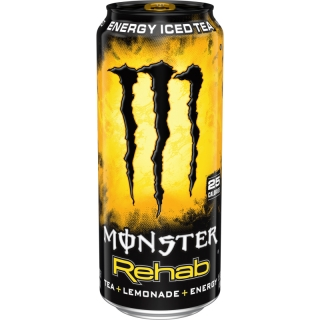 Monster Rehab Lemonade 458ml (USA)