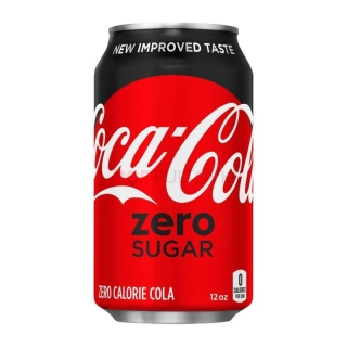 Coca Cola Zero 355ml (USA)