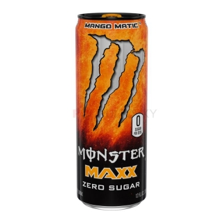 Monster Maxx Mango Matic 355ml (USA)