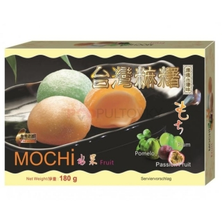 Awon Fruit Mix Mochi 180g (TW)