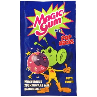 Pop Rocks Magic Gum Tutti Frutti 7g (DE)