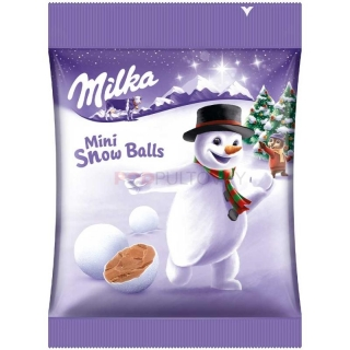 Milka Mini Snow Balls 100g (DE)
