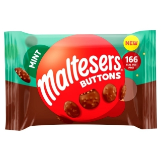 Maltesers Buttons Mint 32g (UK)