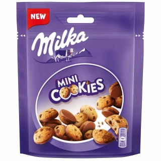 Milka Mini Cookies 110g (DE)