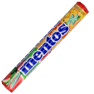 Mentos Watermelon Mango Orange 37,5g (DE)